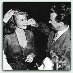 Bob Schiffer make-up artist og Rita