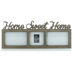 George Home 'Home Sweet Home' Photo Frame | Frames & Albums | ASDA direct