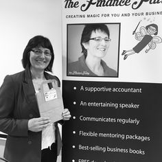 From Our Instagram Account – Thanks to @accountantanna for speaking to @FSBstaffswmids members