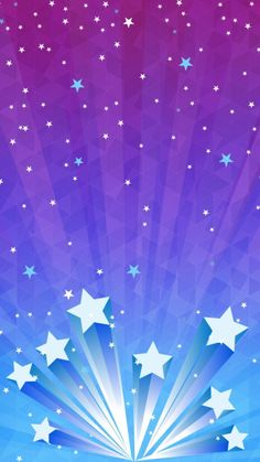 Purple and pink and blue moon stars Flowery Wallpaper, Star Wallpaper, Love Wallpaper, Colorful Wallpaper, Galaxy Wallpaper, Pattern Wallpaper, Colorful Backgrounds, Star Background, Photo Background Images