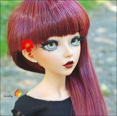 BJD MiniFee Celine doll :) photography by Gudy