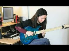 Anouck André: Guitar Lick in E (Cool for endings or Outros) w/tabs   Here is a lick in E mixing scales and arpeggios that you can use in order to end up a tune for example :) Get your free tab here: http://ift.tt/2jBotgi... Guitar Lick in E (Cool for endings or Outros) w/tabs Anouck André