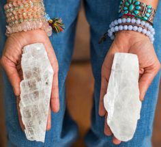 Crystal-infused travel balms, anyone?