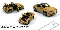 Mazda MX5 MkII Roadster Mazda Mx, Sports Models, Rear Wheel Drive, New Engine, Rear Window, Two By Two, Lego Vehicles, Cars, Autos
