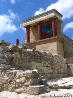 Paleis van Knossos, Kreta