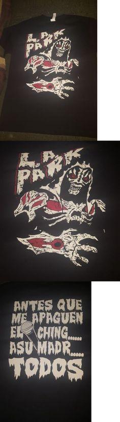 Wrestling 2902: La Parka T Shirt Size Large La Park Lucha Libre Aaa Cmll Wwf Wcw Wwe -> BUY IT NOW ONLY: $30 on eBay!