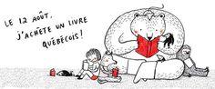 Ilustración de Marianne Dubuc