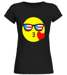 "# Emoji Puerto Rico T-Shirt Puerto Rican Flag Sunglasses Funny .  Special Offer, not available in shopsComes in a variety of styles and coloursBuy yours now before it is too late!Secured payment via Visa / Mastercard / Amex / PayPalHow to place an order      Choose the model from the drop-down menu      Click on ""Buy it now""    Choose the size and the quantity     Add your delivery address and bank details      And that's it!      Tags: This funny and cool Emoji Shirt with the national flag…"