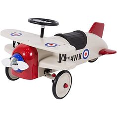 Best Choice Products Ride On Bi-Plane Metal Pedal Car Kids Outdoor Toy Kids Ride On Toys, Kids Toys, Planes For Sale, Outdoor Toys For Kids, Pedal Cars, Educational Toys For Kids, Toddler Toys, Childcare, Playroom