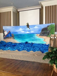 Vbs 2014 Son treasure island