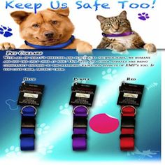 With all of today's wireless and electrical technologies, we humans are not the only ones at risk!  Our pets and other animals are being constantly exposed to the damaging radiation effects of EMF's too.  If you love them, protect them.