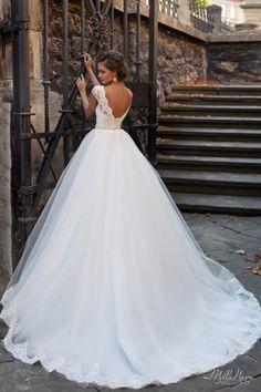 Robe de mariée style princesse , marque  Milla Nova