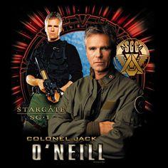 Stargate SG-1 Jack ONeil T-Shirt