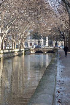 provence, Italy Winter