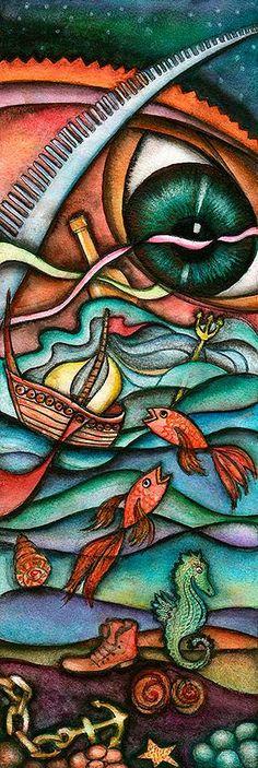 Odisea - Autor: María Laura Fasan