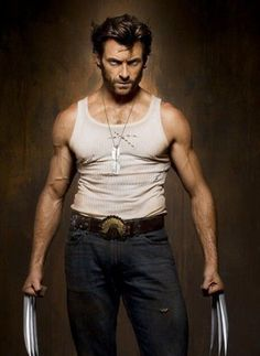 X-Men Origins: Wolverine 8 Inch Inch Photo Hugh Jackman Claws Out Arms at Sides kn John Travolta, The Wolverine, Wolverine Movie, Marvel Comics, Marvel Films, Marvel Fan, Marvel Heroes, Movies Costumes, Costume Ideas