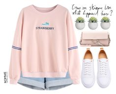 """""""come on"""" by mihreta-m ❤ liked on Polyvore featuring Chloé"""