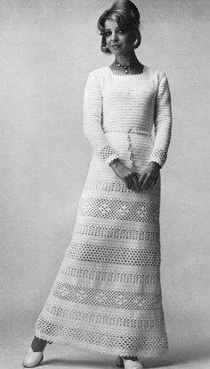 INSTANT DOWNLOAD PDF Vintage Crochet от PastPerfectPatterns