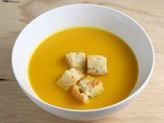 Sopa de zanahoria y coco :: recetas veganas recetas vegetarianas :: Vegetarianismo.net