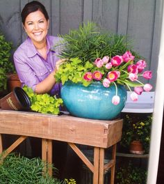 Carmen Johnston, Garden Lifestyle Expert, Carmen Johnston Gardens