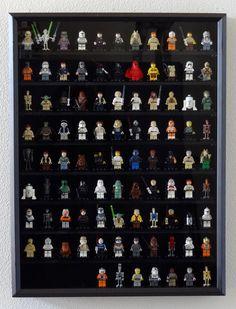LEGO Minifigure display | Flickr - Photo Sharing!