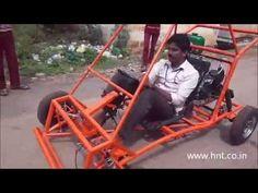 Buggy Gokart - HuNet Technologies (HNT)