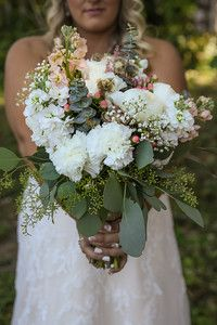 Summer Wedding Bouquet - Ignite- Photography