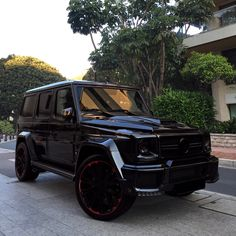 #mercedes #mercedesbenz #amg  #brabus #black #cars #auto #luxury #exo #dreams #dope Mercedes G Wagon, Mercedes Benz G Class, Mercedes G Series, G Wagon Amg, Lux Cars, Top Luxury Cars, Future Car, Amazing Cars, Sport Cars