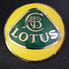 Lotus badge
