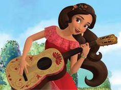 Disney presume a su princesa latina, Elena de Avalor