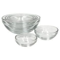 Check out this item at One Kings Lane! S/6 Assorted Prep Bowls