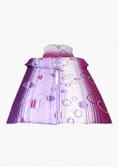 Holey Quilt® obliečka Zipper™ Lory Fialová 140x200