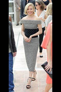 Sienna Miller Festival de Cannes 2015