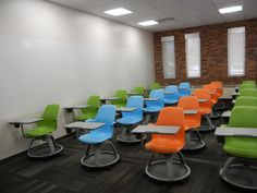 I've used these chairs before... some of these would be cool!
