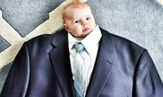 New 'Baby Suiting' Trend Is Slightly Weird, But Pretty Hilarious - mom.me