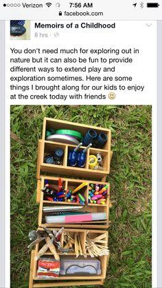 Good Walkie Talkies Clay And Tools Binoculars Measuring Tape Markers Permanent  Pens