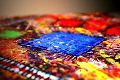 il calore dei colori 30x45cm canvas