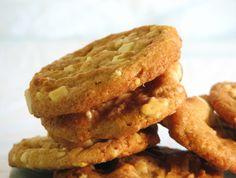 Butterscotch Spice Cookies