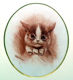 louis wain kitty