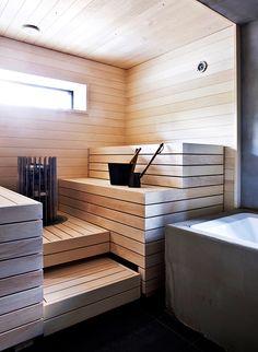 Saunan vahaaminen – Sudi sauna mustaksi! – Ellit.fi