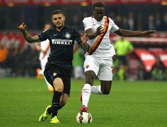 Agent Sbobet Online - Hasil Liga Italia - Inter 2-1 Roma - Mauro Icardi menjelma sebagai protagonis Inter Milan saat menjamu AS Roma pada...