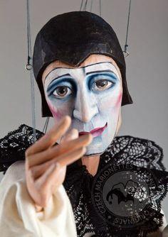 foto: Melancholic Pierrot Marionette
