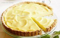 Lemon pie - Λεμονόπιτα (Αγγλία) Easy Lemon Pie, Greek Recipes, Sweet Desserts, Cake Cookies, I Foods, Food To Make, Cake Recipes, Sweet Tooth, Food And Drink
