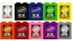 (1)For the launch of the new range, Ice Watch chooses to showcase the popular bracelet in a Lego case. The smooth plastic made pack is like a single block of Lego of the same colour of the watch it contains. A whole marketing campaign around the packaging was developed with notably shop window and displays build in this special block-watch.
