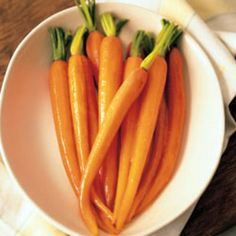Glazed Carrots Recipe | SAVEUR