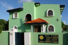 Sol Food, Curacao - If you're on the island, you gotta go!  It's like being over your best friend's house for lunch.