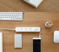 Ổ cắm điện thông minh XIAOMI Mi Power Strip chính hãng - Tặng kèm 1 đèn led USB http://muasamnhanh.com/o-cam-dien-thong-minh-xiaomi-mi-power-strip-chinh-hang-tang-kem-1-den-led-usb-d4010000.html