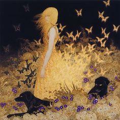 In a golden night - Masaaki Masamoto