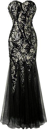 Angel-fashions Damen Tragerlose Schatz-Spitze-Spitze-Nixe-Abschlussball-Kleid Pailletten, http://www.amazon.de/dp/B00T47GI06/ref=cm_sw_r_pi_s_awdl_BibNxb5FDPX23