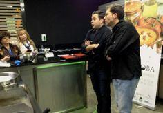 Es espacio para Show cooking es un lugar de descubierto gastronómico de gran interés para darle vida a los productos de la zona